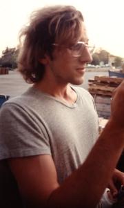 1976 me, parking lot, ilm