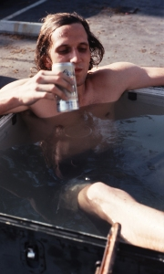 1976 me in the ILM cold tub