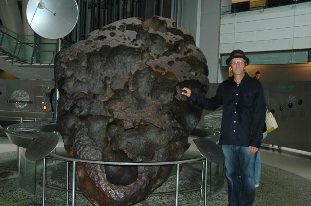 DB & meteorite