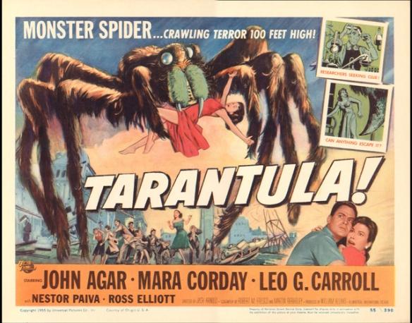 Tarantula title card