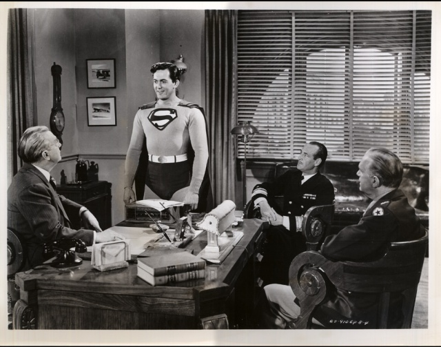 Kirk Alyn as Superman