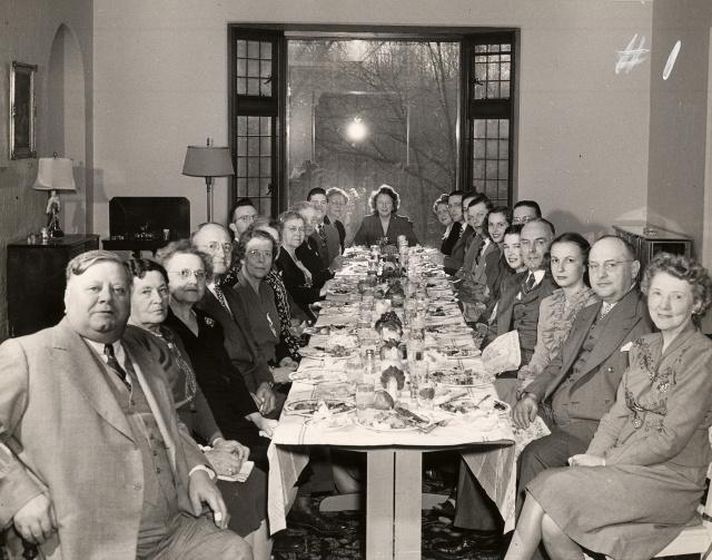 Thanksgiving 1946