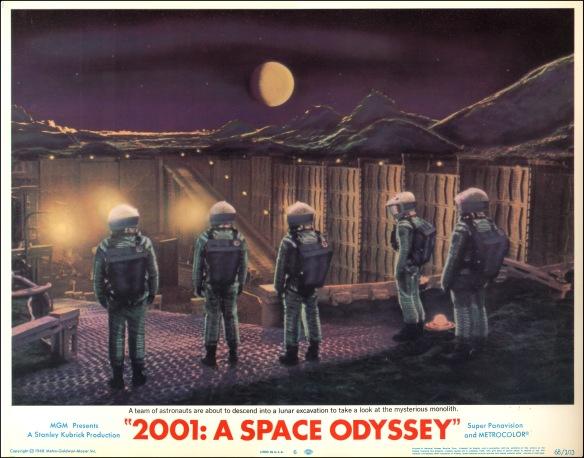 2001 Lobby Card