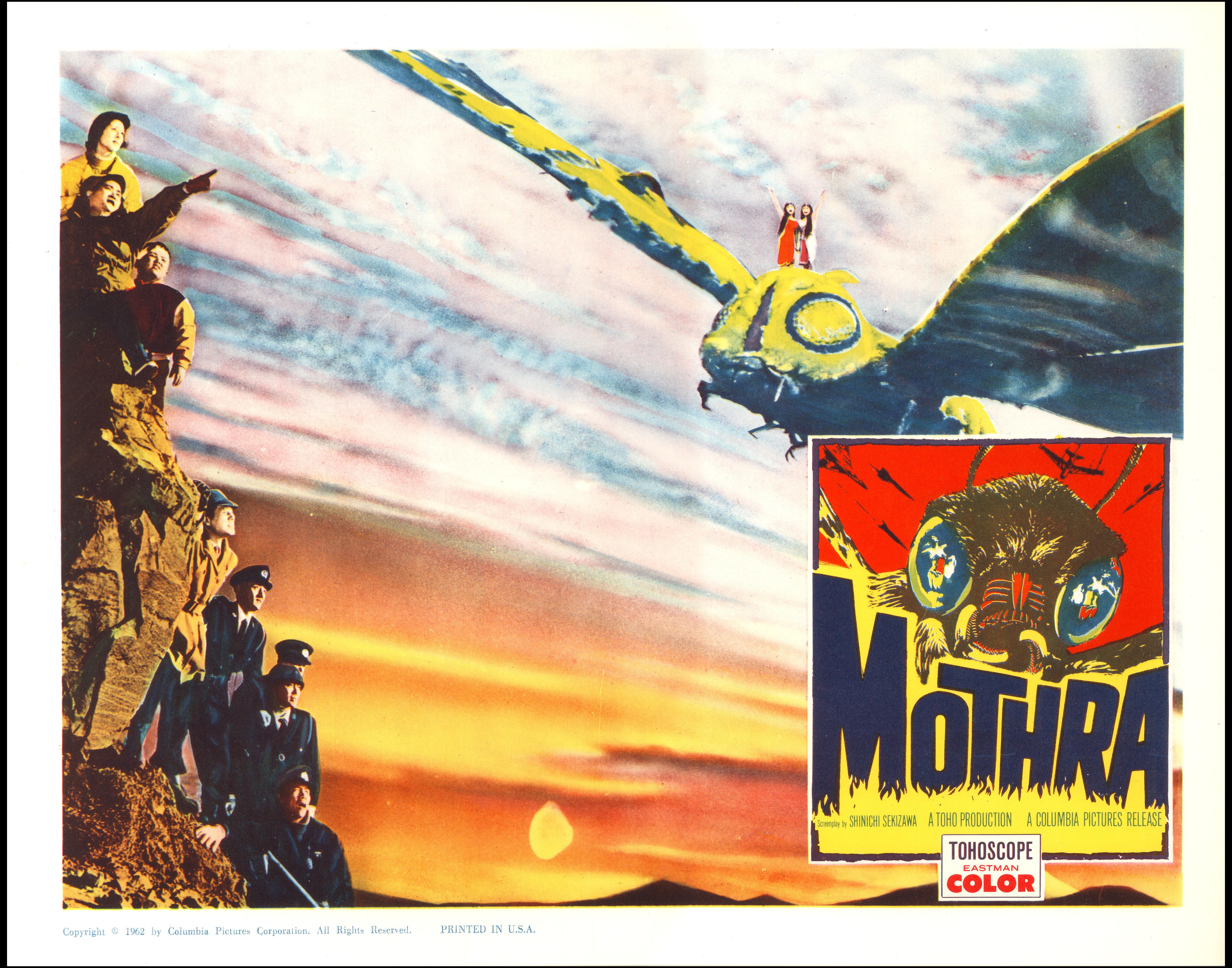 Ranking the Mothra Movies | sonicfan0001